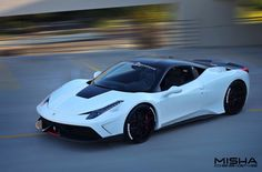 """topvehicles: """" Ferrari 458 Misha Designs """""""