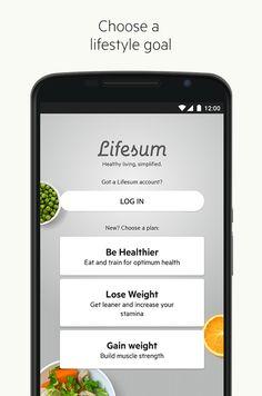 Lifesum - The Health Movement- screenshot