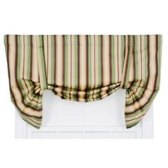 Stripe sheer curtain traditional curtains by half price drapes - Top Your Windows With These Valance Window Treatment Ideas