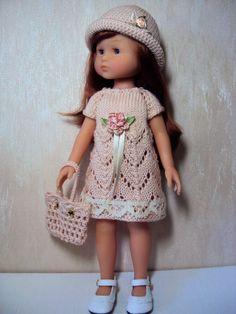vêtement pour poupée corolle les Chéries ou Paola Reina