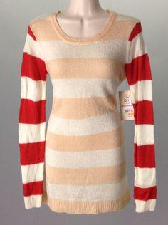 Keds striped sweater!