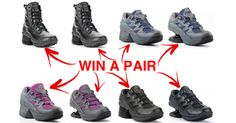Z-CoiL® Pain Relief Footwear™ Enter our Giveaway. Canadian Contests, Giveaways, Footwear, Sneakers Nike, Pairs, My Style, Pain Relief, Boots, How To Wear