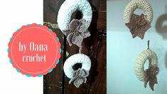 Crochet fancy Christmas decorations ,it's a project very versatile, a easy tutorial to show you how to crochet a Poinsetia flower and so many ways to use it. Christmas Decorations, Christmas Ideas, Crochet Earrings, Fancy, Make It Yourself, English Channel, Tutorial, Youtube, Shabby Chic