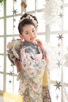 Japanese Costume, Japanese Kimono, Hair Setting, Cute Poses, Rite Of Passage, Kimono Fabric, Japanese Outfits, Japan Fashion, Single Women