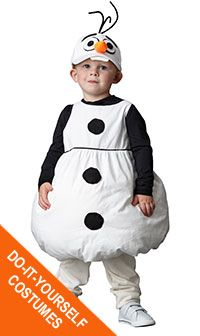 DIY Snowman costume | Goodwill-Easter Seals Minnesota                                                                                                                                                                                 Más
