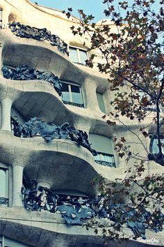 La Pedrera-Casa Milà