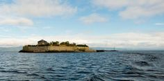 3E Munkholmen: Visit the fortress island and travel back in time thousands of years