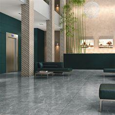 Klinker Hill Ceramic Rhisen Flissen Grå 30x60 KLG412
