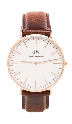 Daniel Wellington St. Andrew's Watch Use the discount code MOMO6 to get 15% off your next purchase of a Daniel Wellington watch!