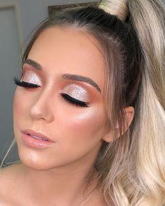 Formal Makeup, Glam Makeup, Makeup Inspo, Bridal Makeup, Wedding Makeup, Makeup Inspiration, Makeup Tips, Hair Makeup, Makeup Ideas