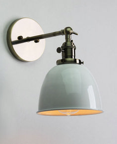 Wall light edison copper sconce glass shade bulb included vintage 144 elegant wall lamp designs rustic wall lightingbedroom aloadofball Image collections