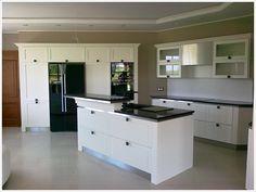 Co powiecie na taką kuchnię? Inspiracja od Elen meble :) #kitchen #kuchnia #home #inspirations #inspiracja