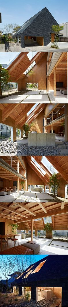 House in Anjo, Tokyo - 2015  //  Suppose design office