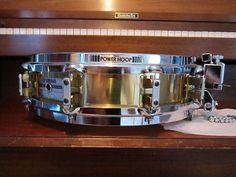 Yamaha SD493 Brass Piccolo Snare Drum | eBay