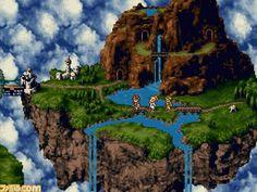 クロノトリガー [SFC]/海外でもオールタイムベストに挙げられることの多いこの作品はやっぱり外せません。ストーリー、ゲームシステムとともに、音楽も印象深いです。