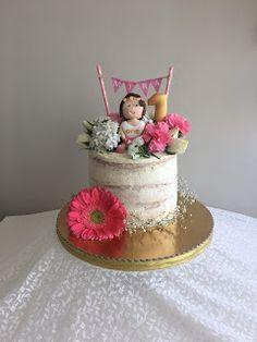 Niluferscakeshop: Şeker Hamursuz Pasta(Naked Cake)
