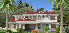 nice Kerala Home Design Exterior View ,   #Design #exterior #home #kerala #view wallpaper from http://homesdesign.us/2014/07/20/kerala-home-design-exterior-view/