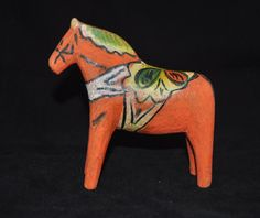 Rytter horse available at Dalecarlian Antiques