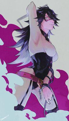 Boku no Hero Academia || Kayama Nemuri (Midnight)