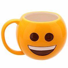 Kaffeetasse Emoji Emoti lacht Puckator https://www.amazon.de/dp/B01CYQS8SI/?m=A37R2BYHN7XPNV