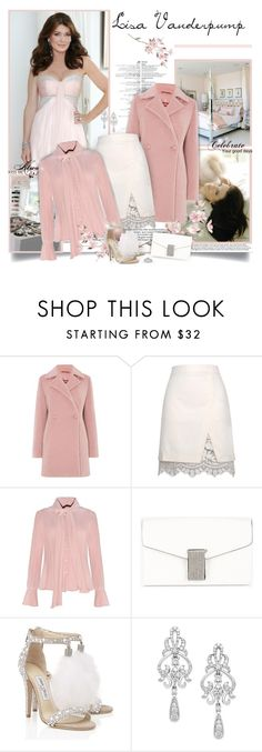 """Lisa Vanderpump - The Real Housewives of Beverly Hills"" by chris101287 ❤ liked on Polyvore featuring Love Quotes Scarves, MaxMara, Relaxfeel, Brunello Cucinelli, Jimmy Choo, Wrapped In Love, Tiffany & Co., women's clothing, women and female"
