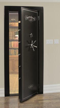 Gun Safe Disguise Concealment Cloak Hidden American Security Wooden Cabinet 6030