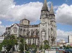 Resultado de imagem para catedral de fortaleza construção