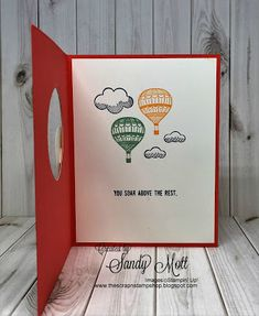 The Scrap n' Stamp Shop: YOU SOAR ABOVE THE REST - Occasions Catalog Sneak Peek