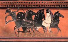 Αρχαία ελληνικά αγγεία ζωντανεύουν σε κινούμενα σχέδια. Μικρές ιστορίες σε σενάριο που εμπνεύστηκαν τα παιδιά.