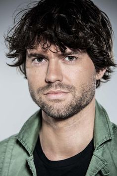 Dutch singer Simon Keizer