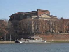 Eglise de la Daurade built on the ruins of a Roman temple. Toulouse. Midi-Pyrenees