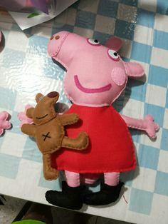PEPPA PIG para centro de mesa de aniversário