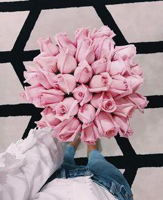 Pastel Pink roses - Camila Coelho (@camilacoelho)