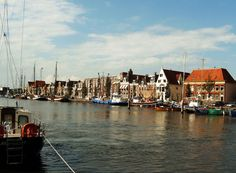 Travel with Me: Harlingen-Holland   Dynamic Frisian Harbour Town w...