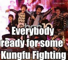 Exo Style Kungfu XD