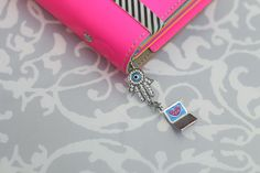 Personalize Your Planner with Charms