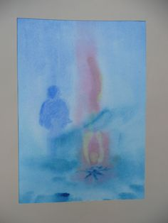 het gouden sleuteltje Rudolf Steiner, Wet On Wet Painting, Watercolor Tattoo, Watercolor Paintings, Fourth Grade, Grade 1, Painting Inspiration, Certificate, Curriculum