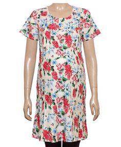 #FirstCry #shop #shopping #expert #maternity #tunic #ethnic #kurta #variety #colours #range #options #moms #mothers #mommy Maternity Tunic, Short Sleeve Dresses, Dresses With Sleeves, Mothers, Ethnic, Range, Colours, Mom, Casual