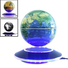 Creative World Map Magnetic Levitation Floating Globe Home Decor is Novelty-NewChic Mobile
