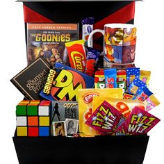 Ideas For Christmas Gifts On Pinterest Gift Hampers
