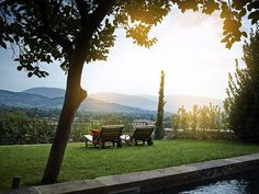 adelaparvu.com despre casa din piatra in stil eclectic, Umbria, designer Andrea Falkner, Foto Septimius Krogh (13)
