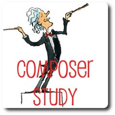 Composer Study -- Charlotte Mason Style - Great Resource Page to Teach Classical Music Appreciation! w/ links to Bach, Mozart, Beethoven, Vivaldi, Tchaikovsky, Haydn, & Chopin