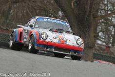 Jeremy Cooke, Porche 911 RSR Martini