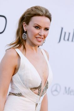 Kylie Minogue wore Chopard jewels to Cannes' amfAR charity fundraiser