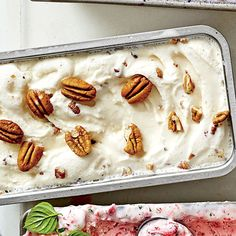 Bourbon-Butter-Salted Pecan Ice Cream - 25 Homemade Ice-Cream Recipes - Southern Living