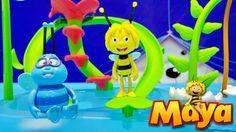 Maya The Bee Aquapark Playset From IMC Toys La Abeja Maya Juguete ★ Die ...
