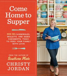 Tons of great Southern recipes including caramel apple cider; visit @Jessica Rybarczyk Beach to find out how enter to win a signed copy of this cookbook