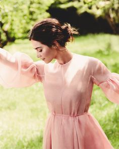 Jenna Coleman | Town and Country UK | 2017
