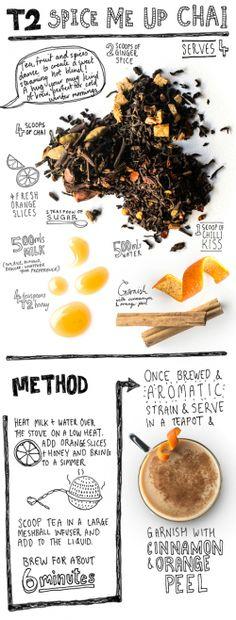 Chai Creations | T2 Tea
