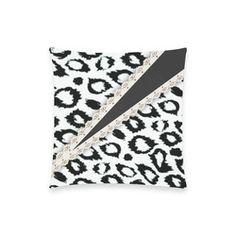 Zebra Lounge Pillow